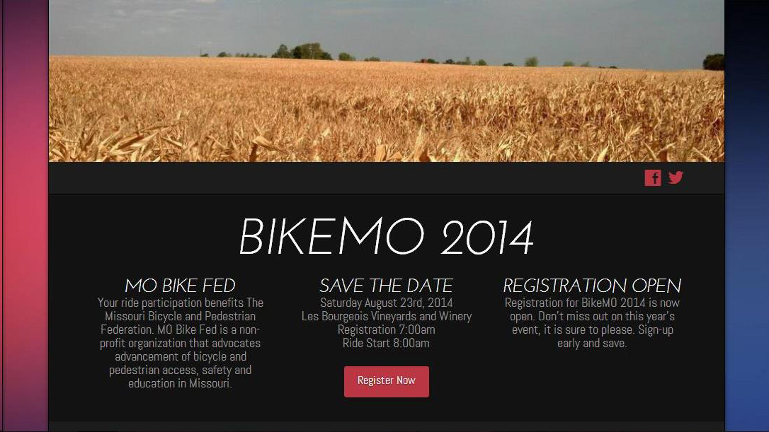BikeMO Website by Studio 7