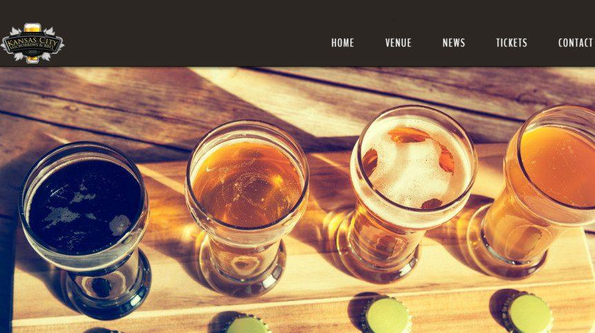 KC Brew Website