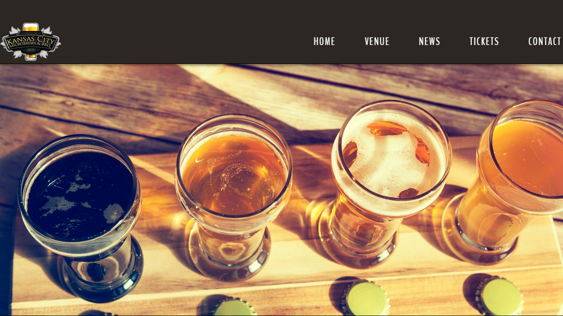 KC Brew Website